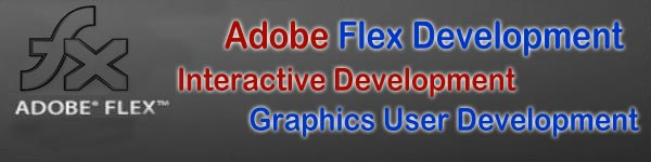 Flex development, Interactive development, Graphics user development