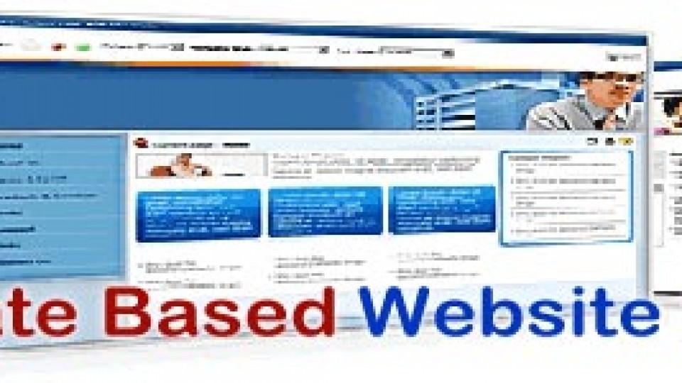 Template_based_website_design