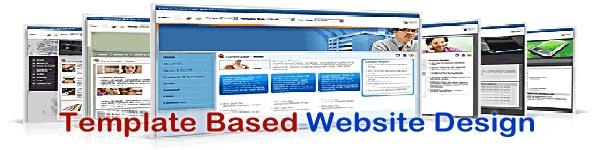 Template based Website Design, Cost effective website, Website Starter