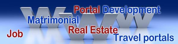 Web Portal, Job, Matrimonial, Real Estate Portal