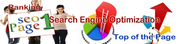 Search Engine Optimization, Ranking, Keywords, Top of the Page