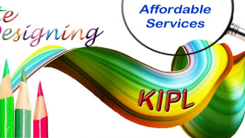 Affordable Web Design Services India