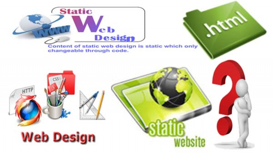 Disadvantages of a Static Website