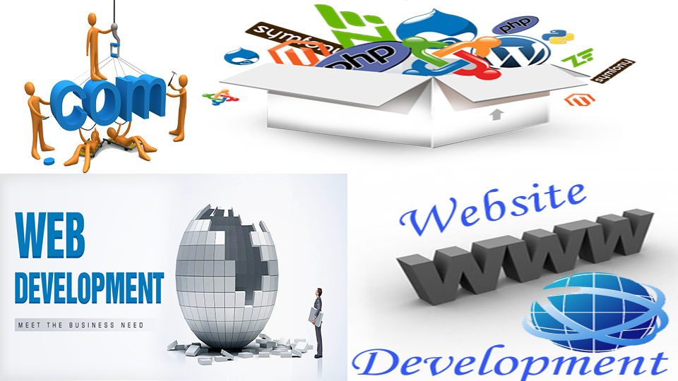 Web development in Nehru place