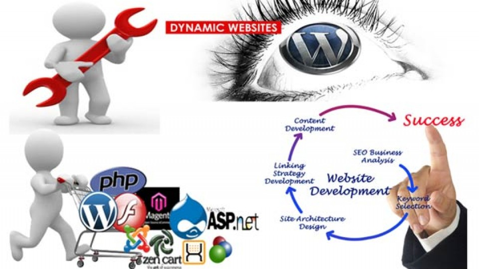 Advantages of a Dynamic Website