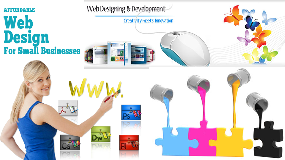 afforadable web designing