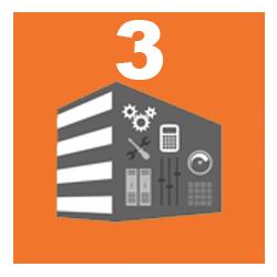 3 Datacenters