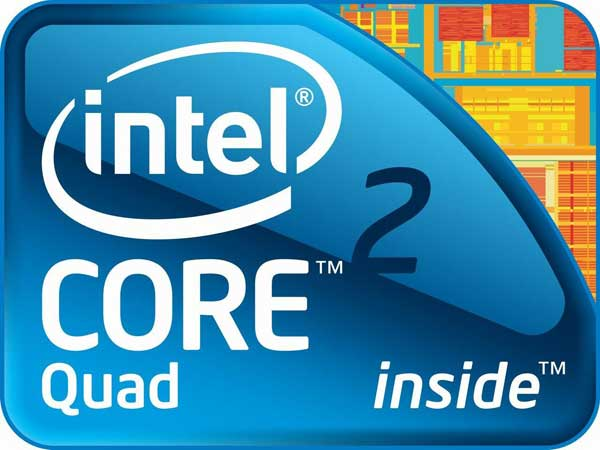 Intel Core2Quad Dedicated Server