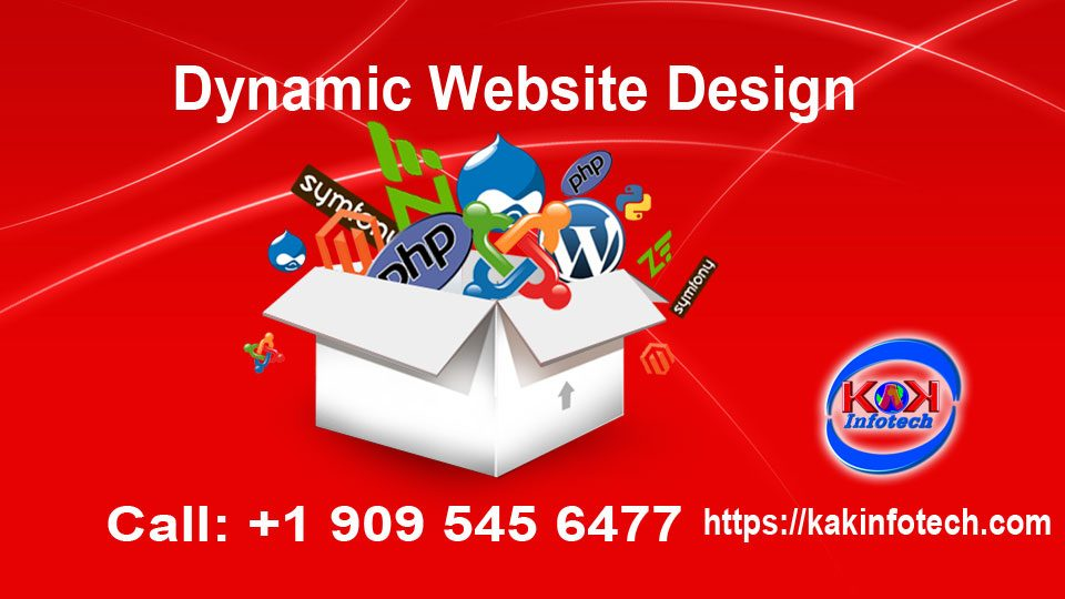 Dynamic Website Design Quotation Archives  KakinfotechCom